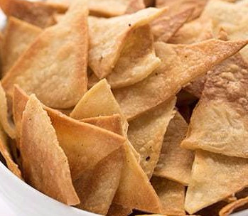 Baked-Corn-Tortilla-Chips-a-healthy-snack-recipe